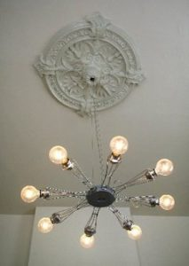 White Polyurethane Ceiling Medallion 24 Inch texture ceiling texture king calgary